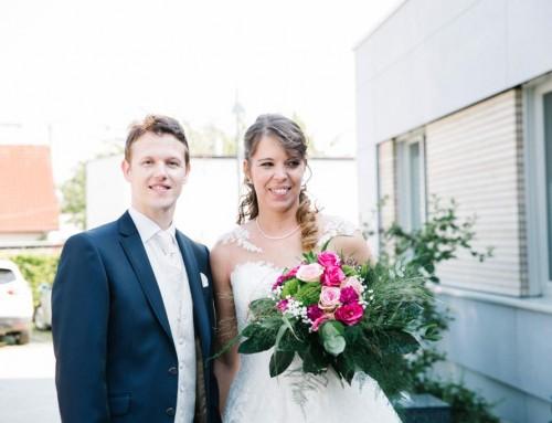 Unsere Hochzeit bei Adelmann