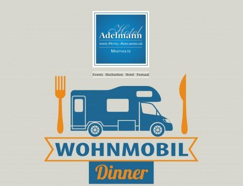 Wohnmobil-Dinner